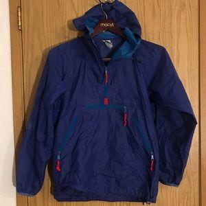 Sierra Designs Anorak Pullover Jacket Vintage SM